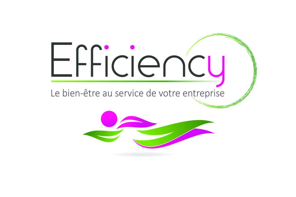 C'est le logo de l'entreprise efficiency